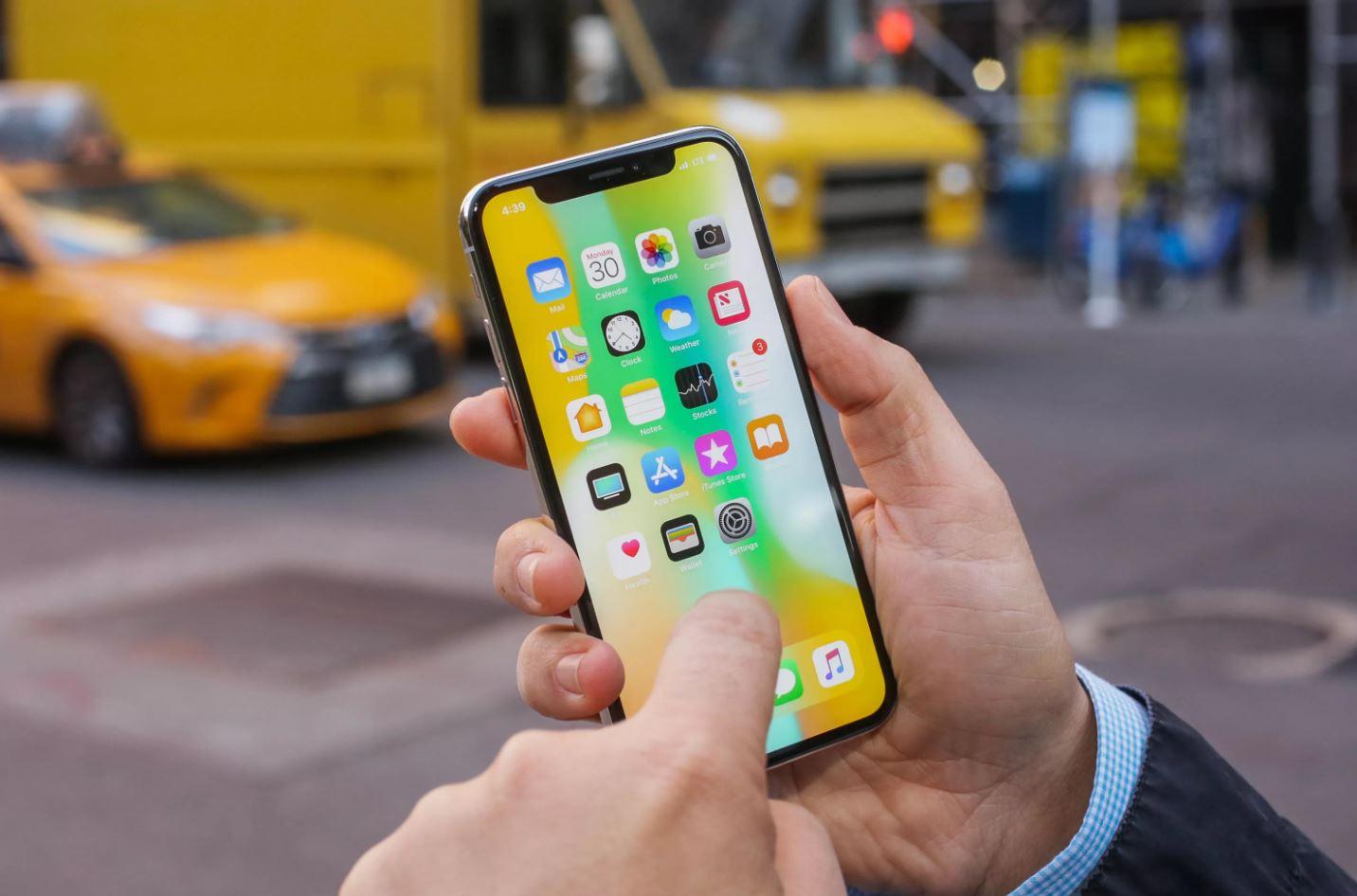 återställer iPhone 7, 8, X och Xs