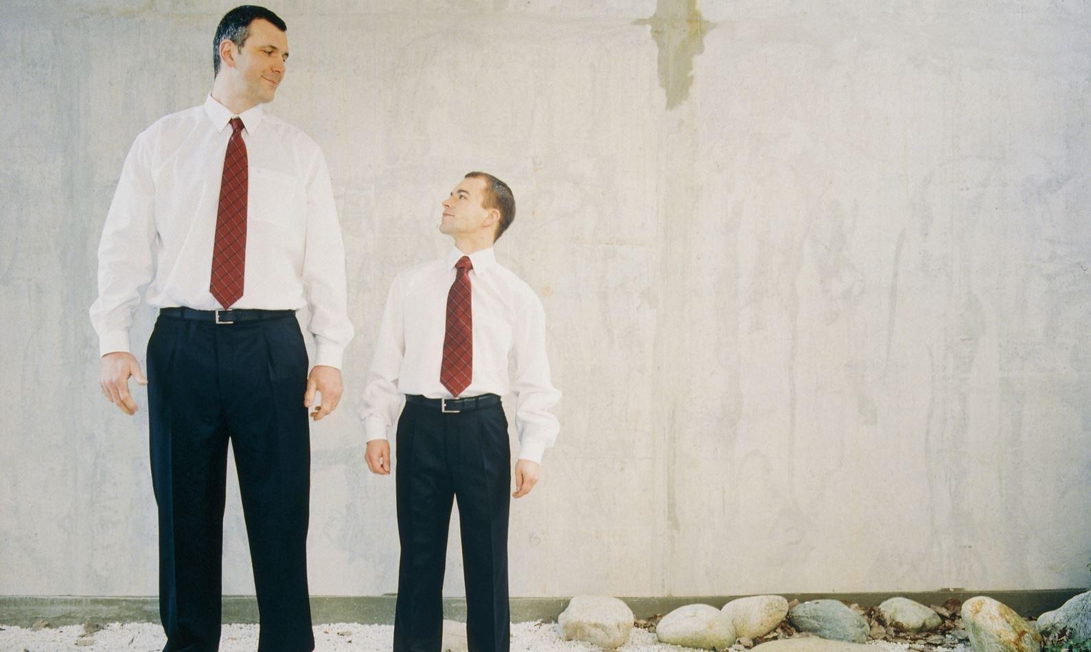 lång och kort