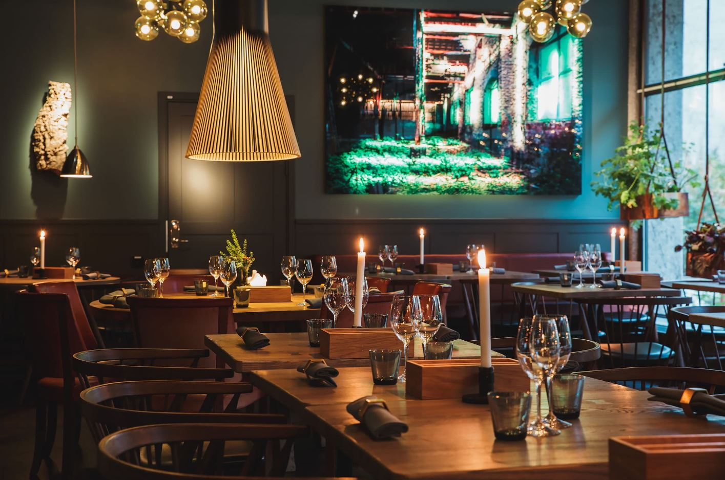 äta i Stockholm