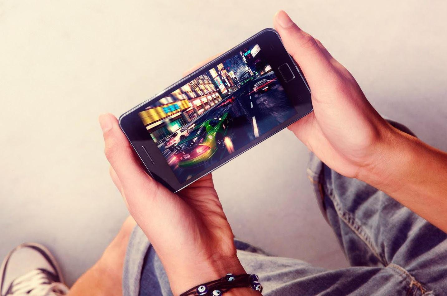spelen för Android
