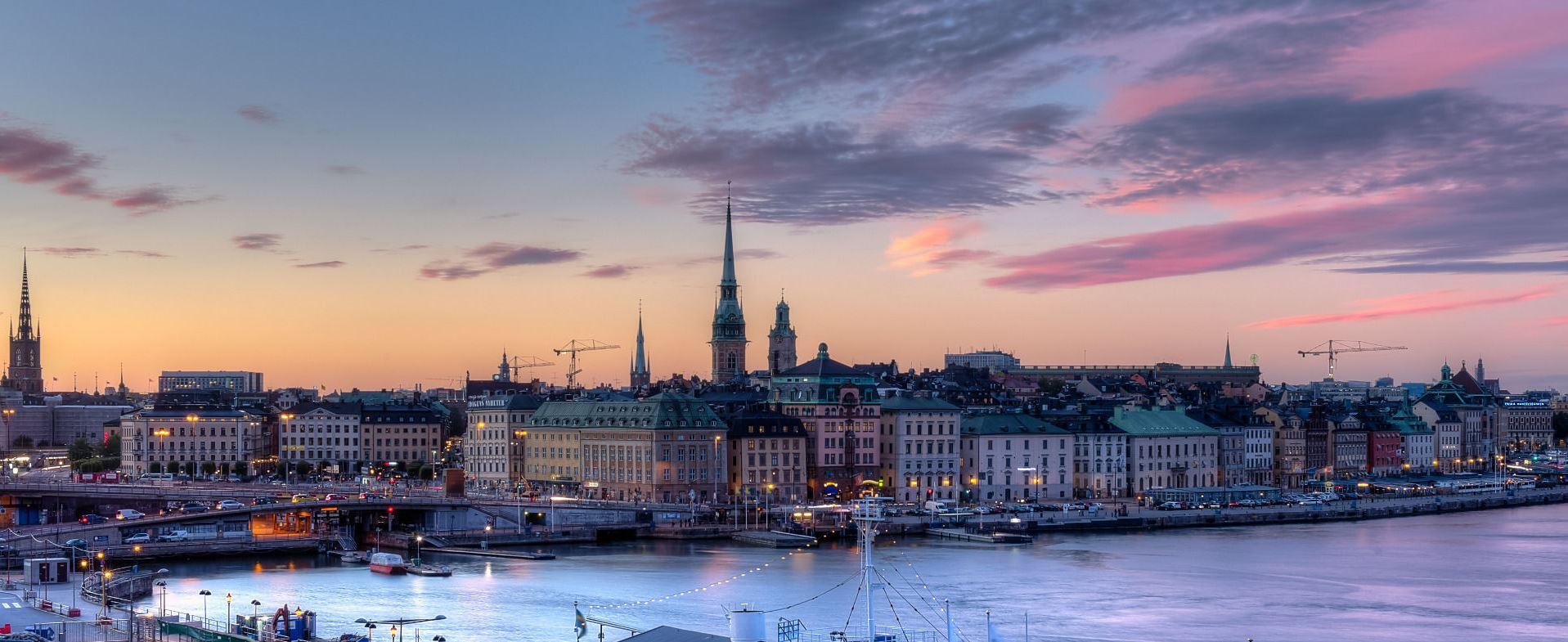 uppleva i Sverige
