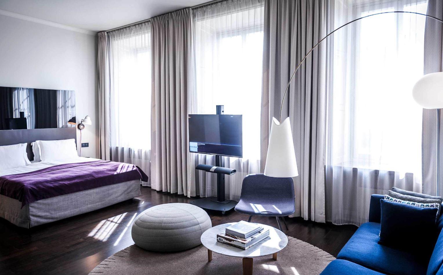 hotellen i Stockholm