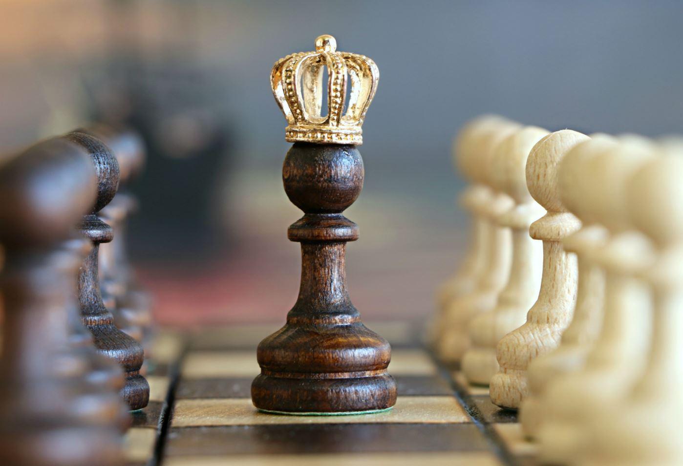 spelar schack