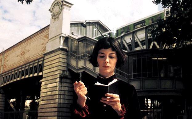 Amelie från Montmartre komedifilmerna