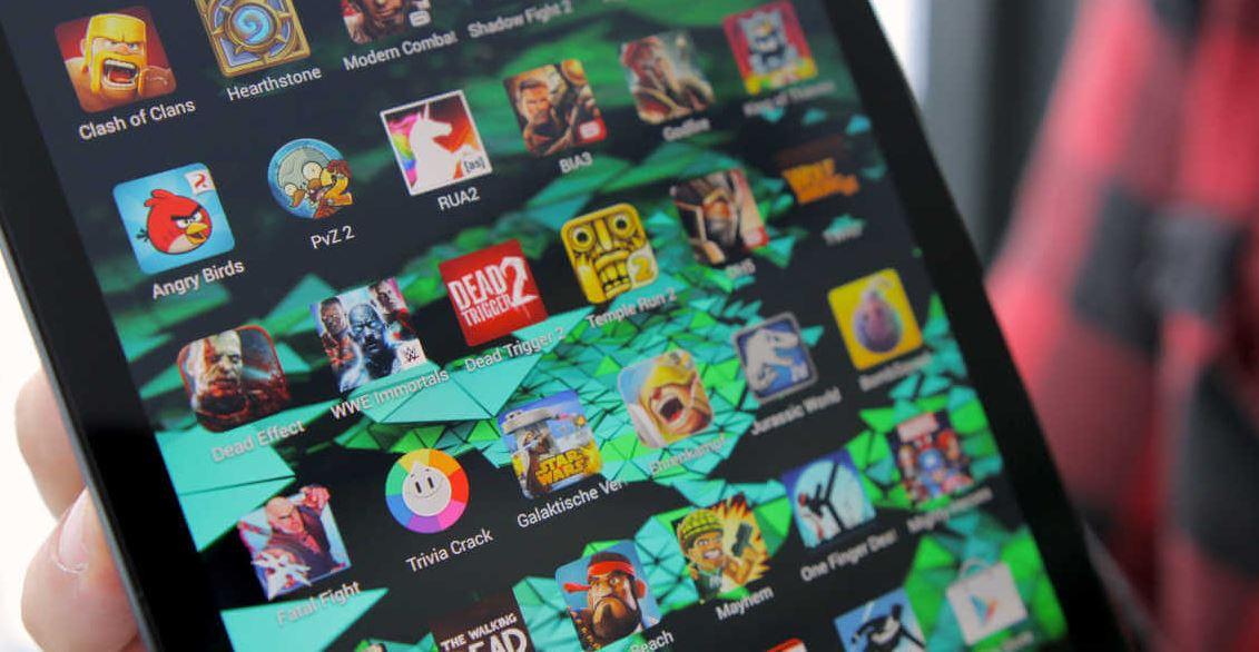 De mest populära och bästa spelen för Android
