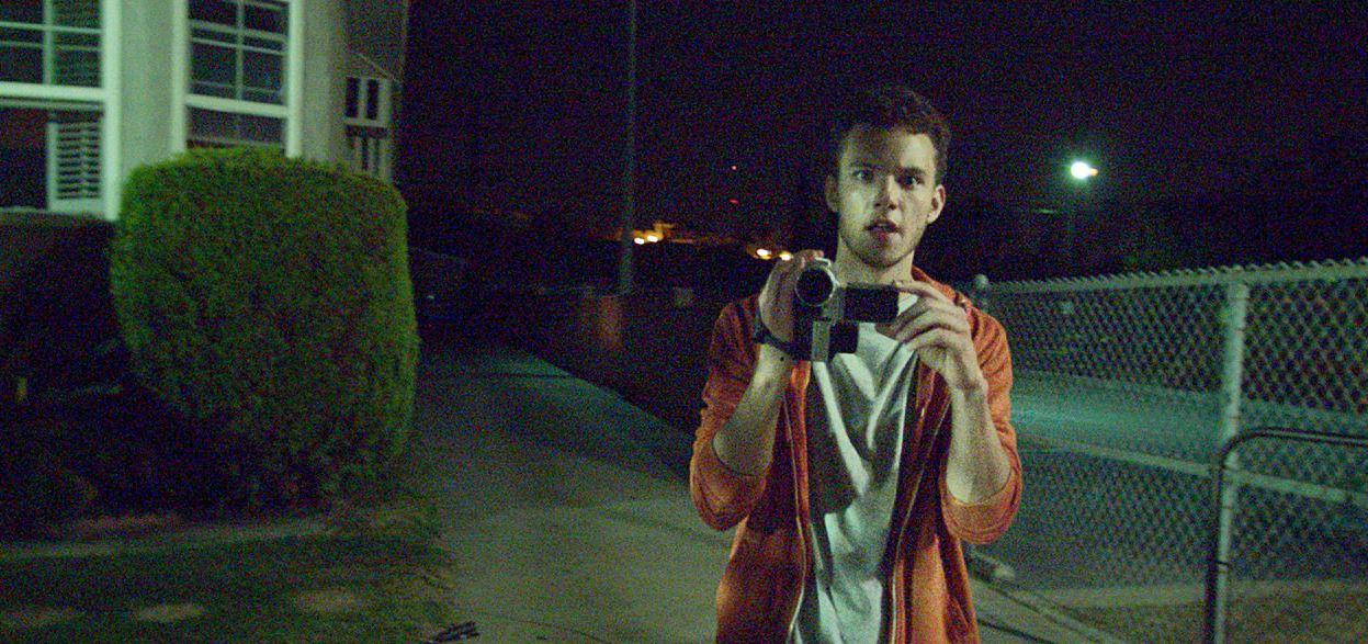 Found Footage - Skräckfilmer