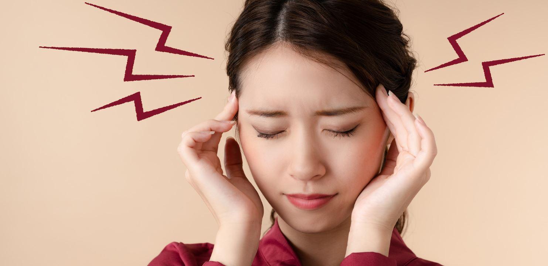 Hur man blir av med huvudvärk