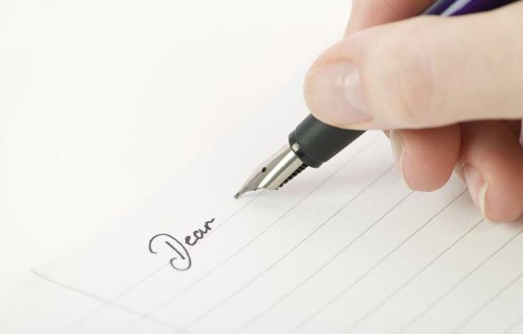 Hur man skriver en inbjudan