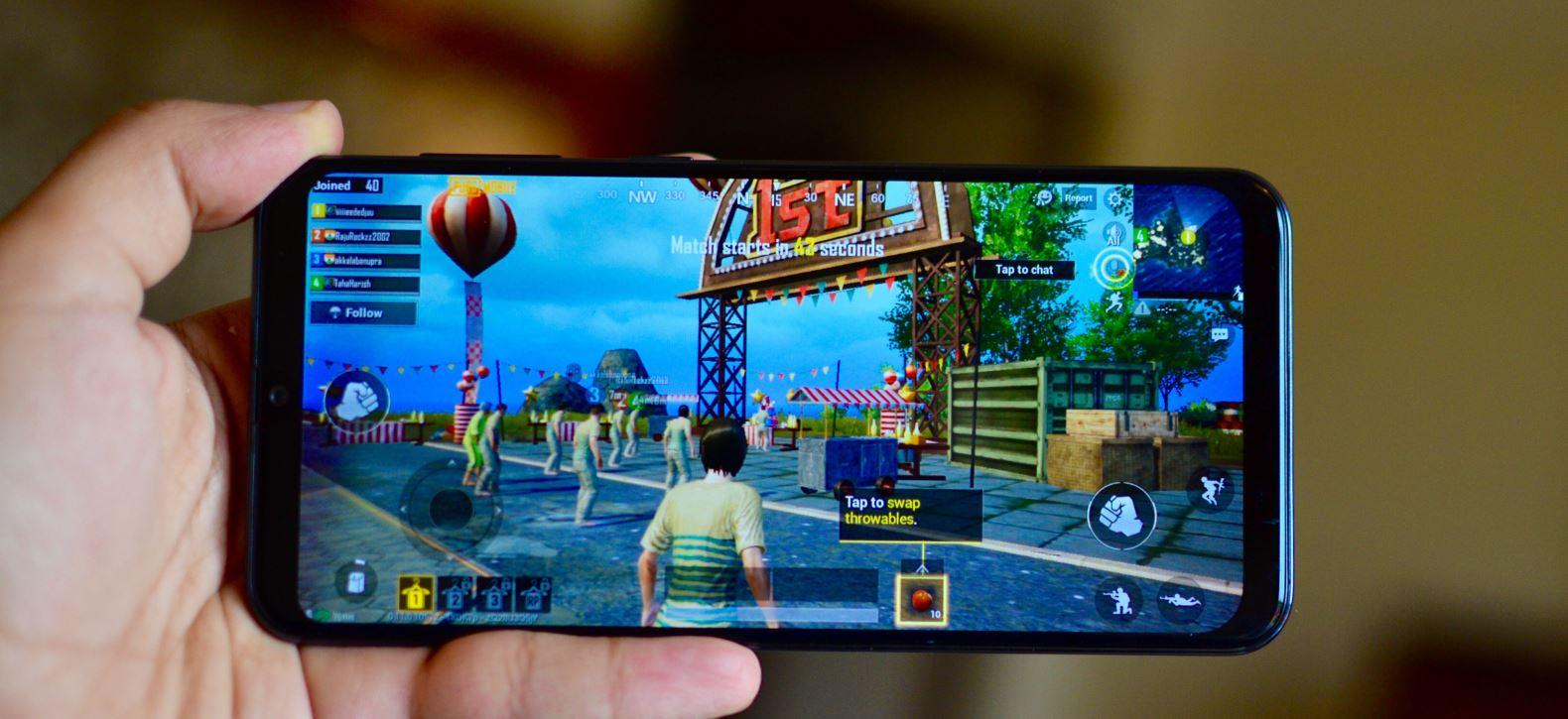 PUBG mobil android-spel