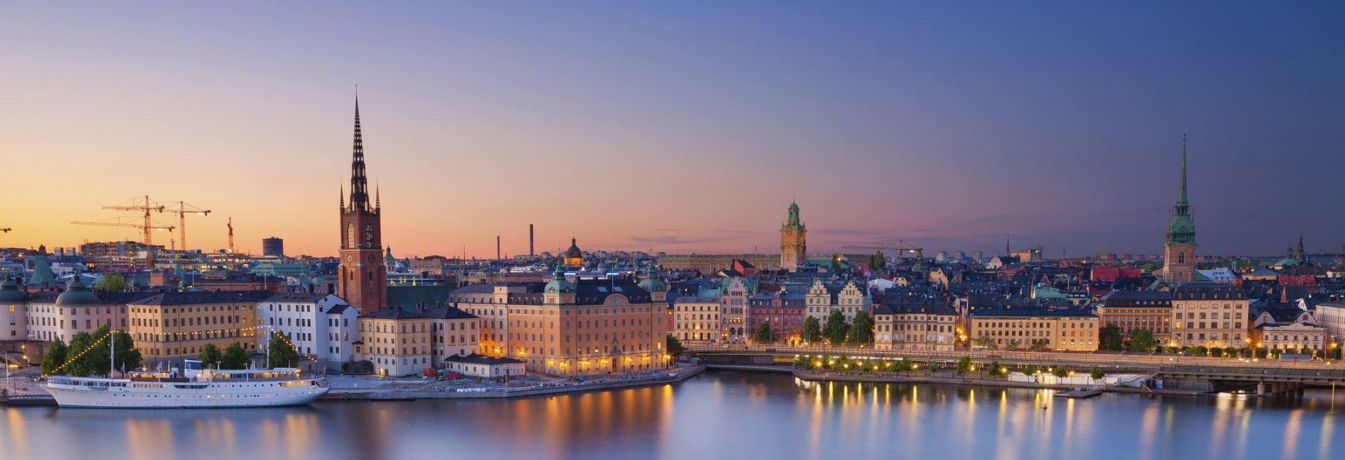 Vad man ska se och uppleva i Sverige