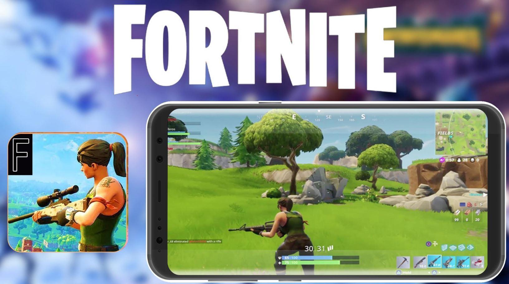 fortnite iphone-spel