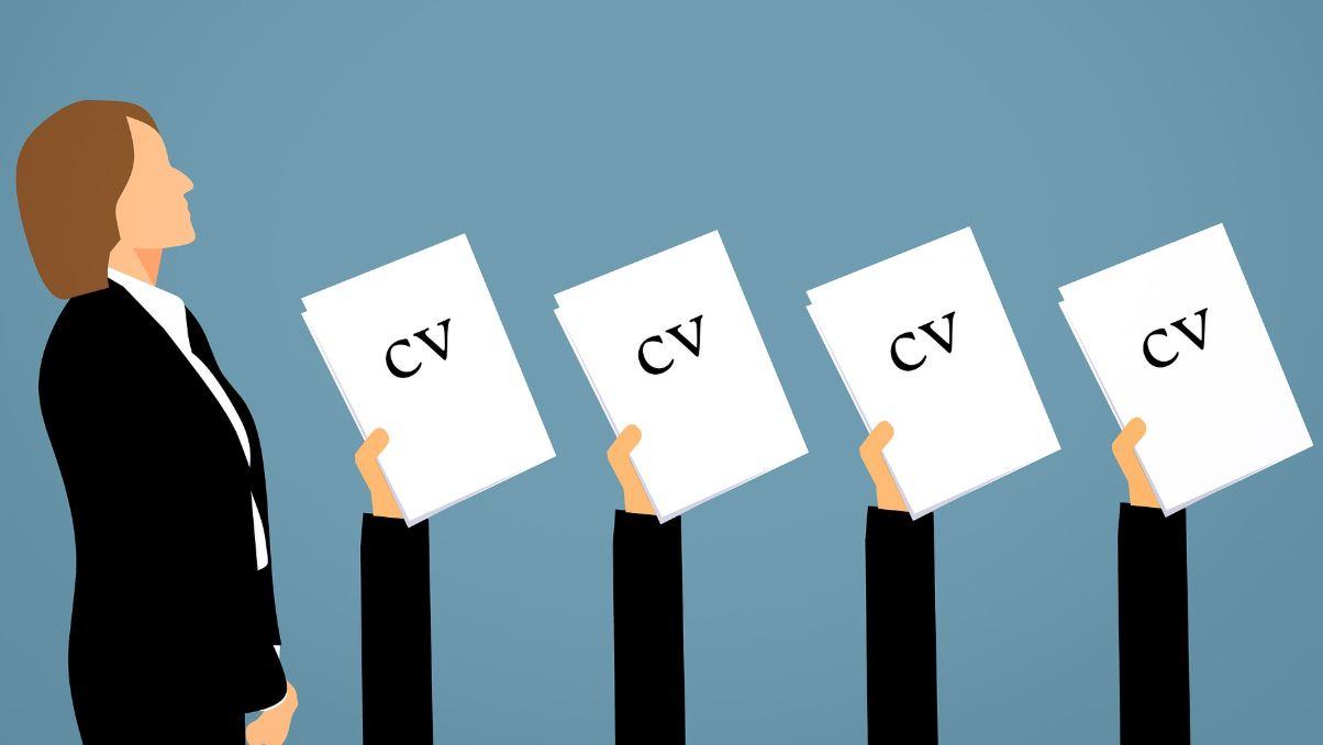 hur man hittar ett jobb