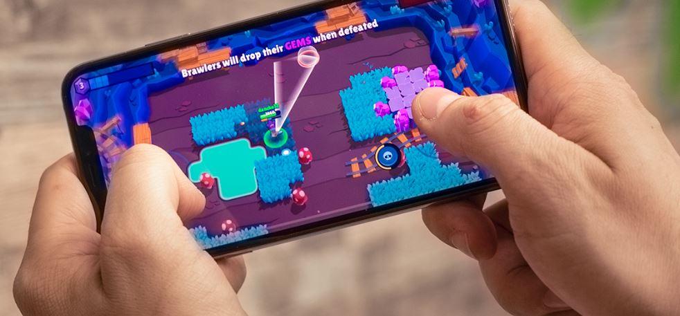 populära iphone-spel och appar