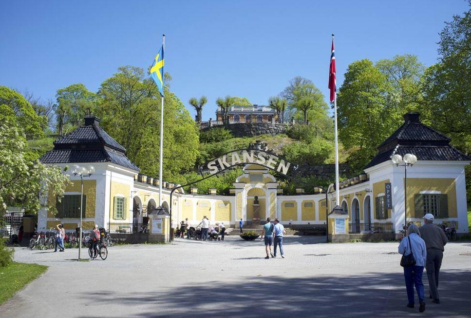 Friluftsmuseet Skansen